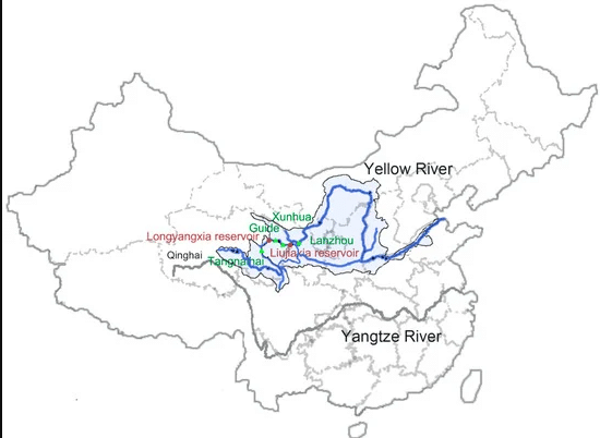Yellow River: Facts, Location & History